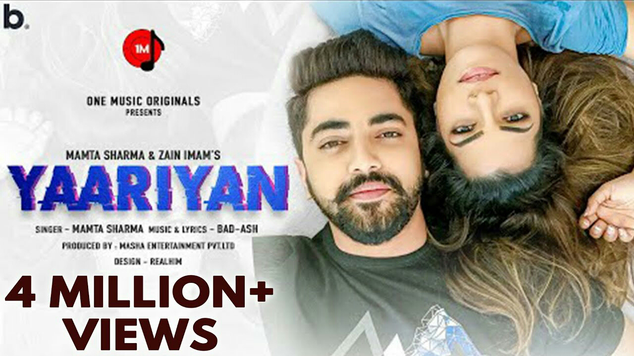Yaariyan Lyrics – Mamta Sharma