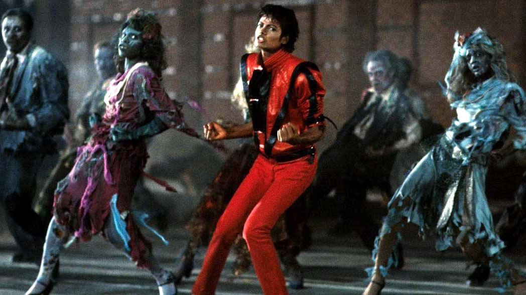 thriller lyrics