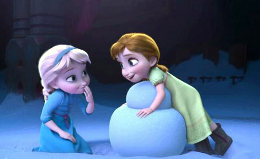 Do You Want to Build a Snowman? song lyrics