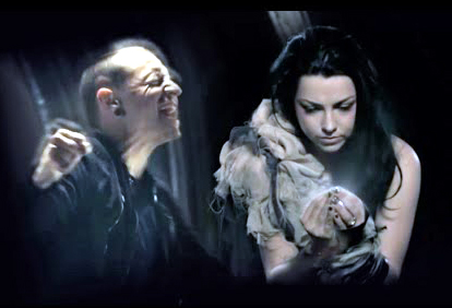 Numb & Bring Me to Life Mashup Lyrics – Linkin Park & Evanescence