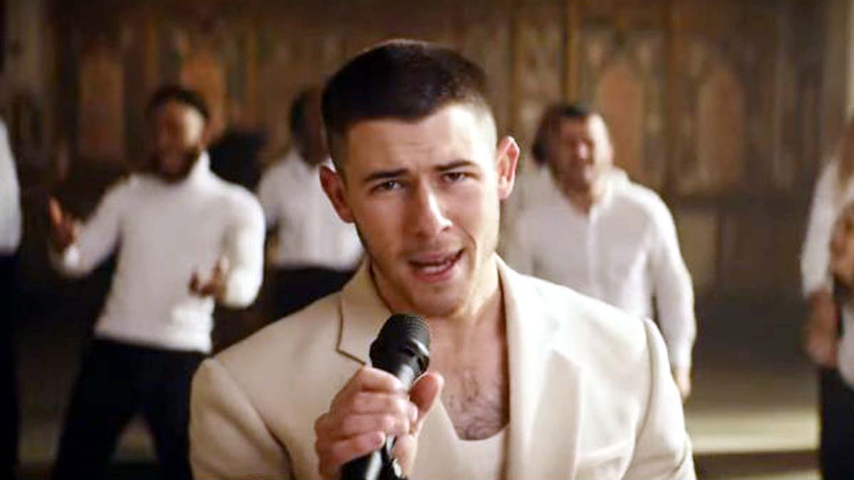 THIS IS HEAVEN LYRICS - NICK JONAS